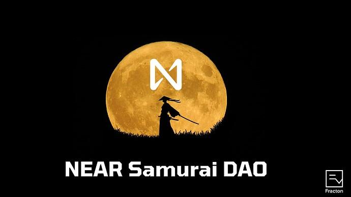 NEAR Samurai DAO