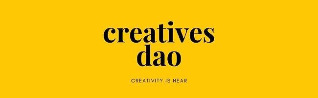 CreativesDAOheader_yellow