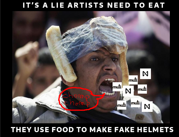 artists dont need to eat